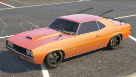 Orange Declasse Vigero Customized