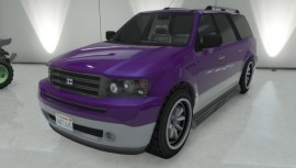 Purple Dundreary Landstalker GTA 5