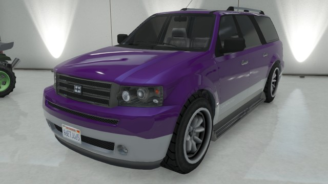 Dundreary Landstalker Customized GTA 5 Front | GTA 5 Cars