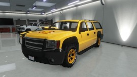 Yellow Declasse Granger Customized