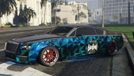 Enus Windsor GTA 5 Modded