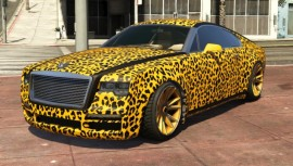Enus Windsor GTA 5 Santo Capra Cheetah