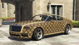 Enus Windsor GTA 5 Sessanta Nove Monogram