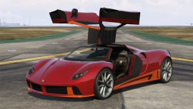 Pegassi Osiris Gta 5 Cars
