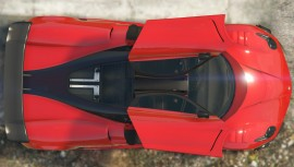 Pegassi Osiris GTA 5 Top view