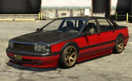 Albany Primo GTA 5 Customized