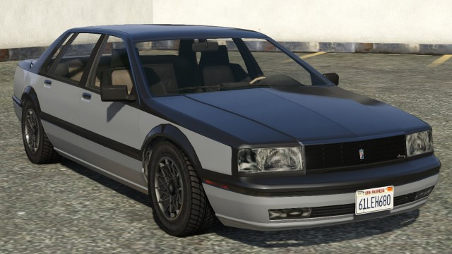 Albany Primo GTA 5 Front View