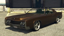 Albany Virga GTA 5 Front View