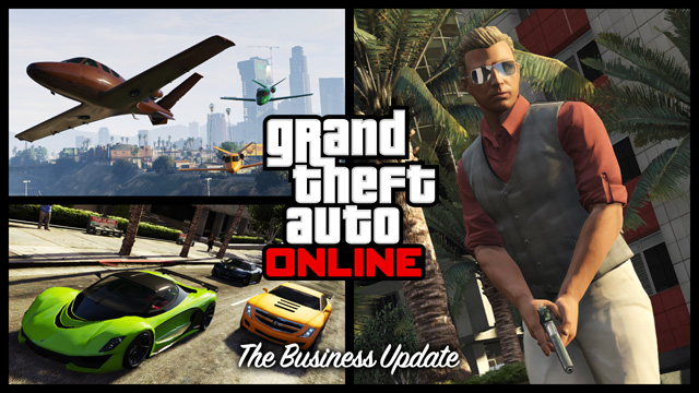 Business Update GTA Online