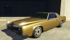 Gold Albany Virgo GTA 5