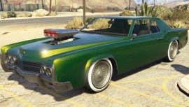 Green Albany Virgo GTA 5 Customized