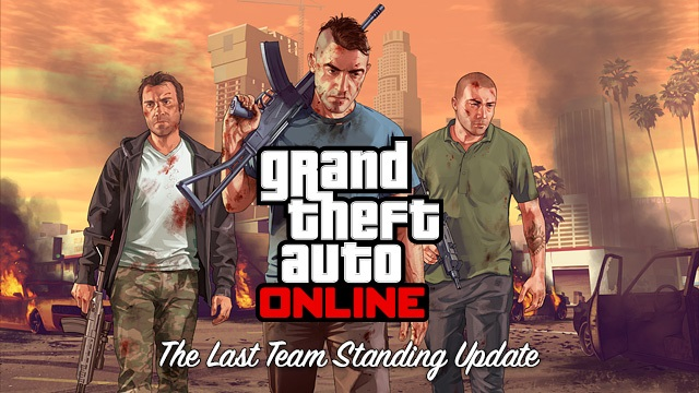 Last Team Standing Update GTA Online