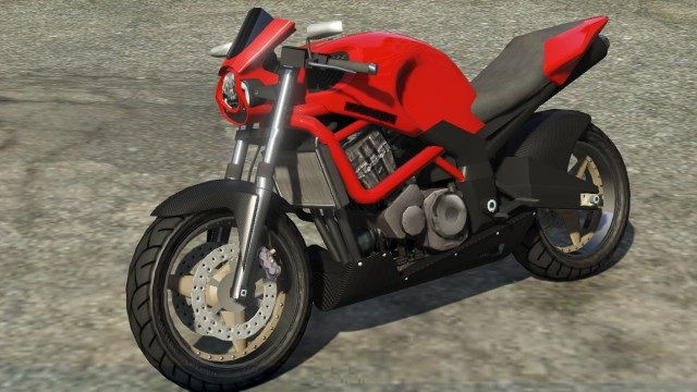 The old hero and number 8th as the fastest bike in GTA 5 online