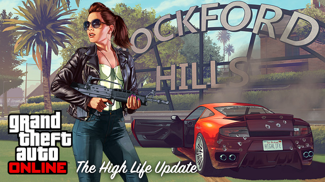 The High Life Update GTA Online