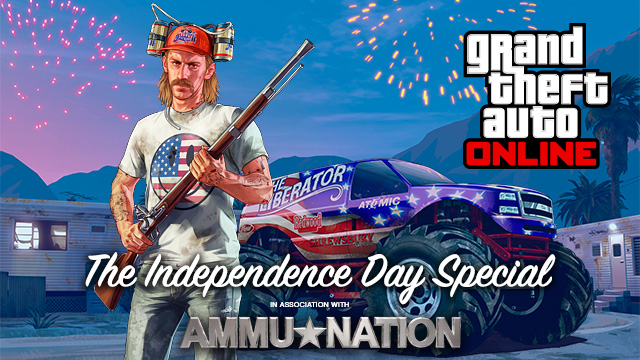 The Independence Day Update GTA Online