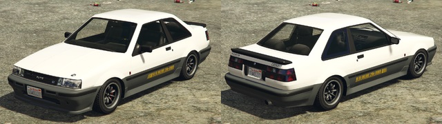 Top 10 Cars in GTA 5 - Karin Futo
