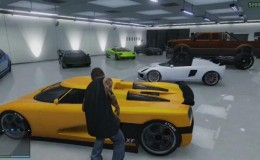 GTA 5 cars Cheats