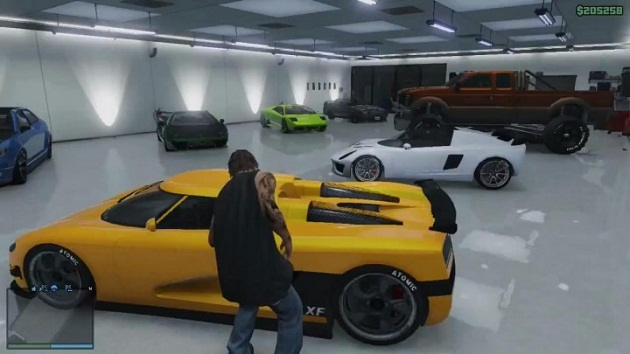 gta 5 cheats autos ps3