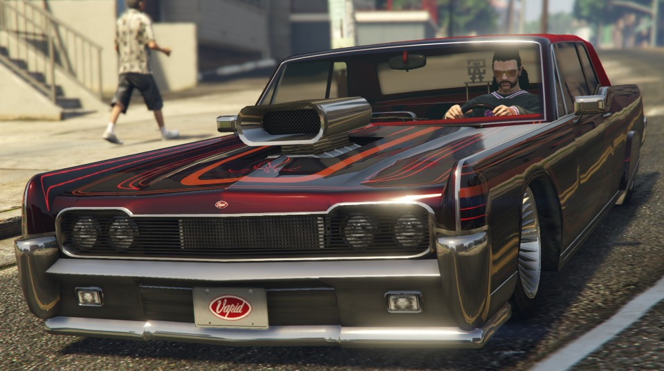 Vapid Chino Customized GTA 5 Online