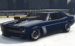 Gta Muscle Cars Gta Cars