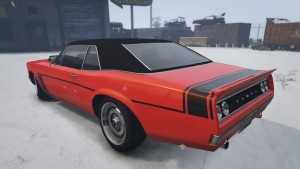 Declasse Tampa GTA 5 Online Rear Quarter View