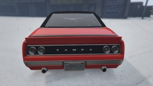 Declasse Tampa GTA 5 Online Rear View