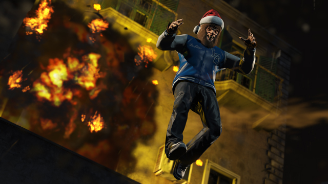 GTA Online Festive Surprise 2015 All Features