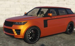 Gallivanter Baller LE GTA 5 Online