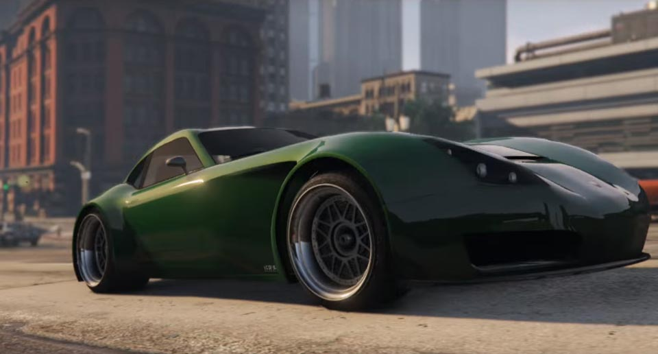 New Cars GTA 5 Online Executives and Other Criminals