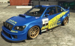 Karin Sultan RS GTA Online Customized