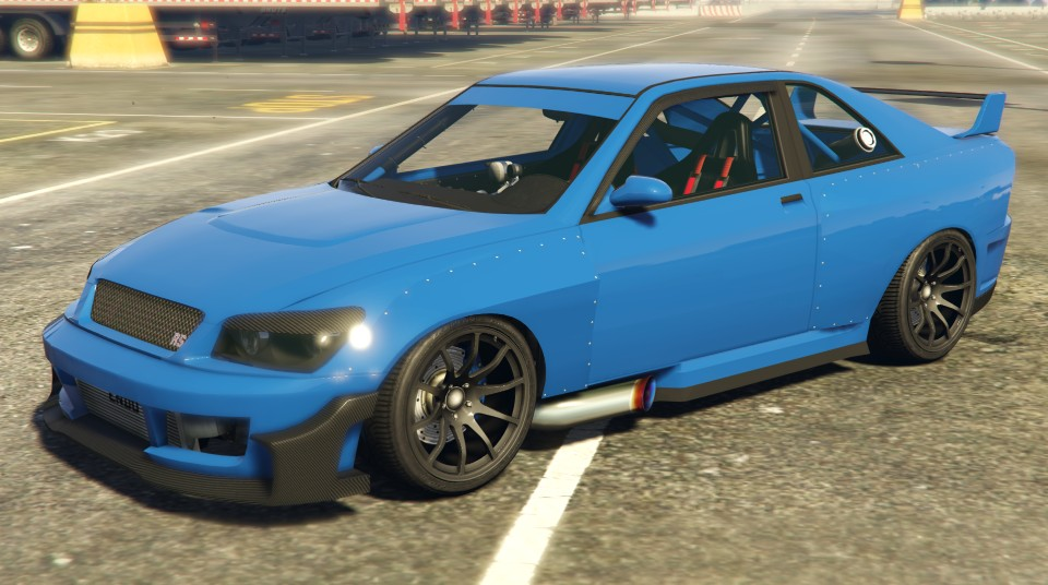 Karin Sultan RS GTA Online Front View