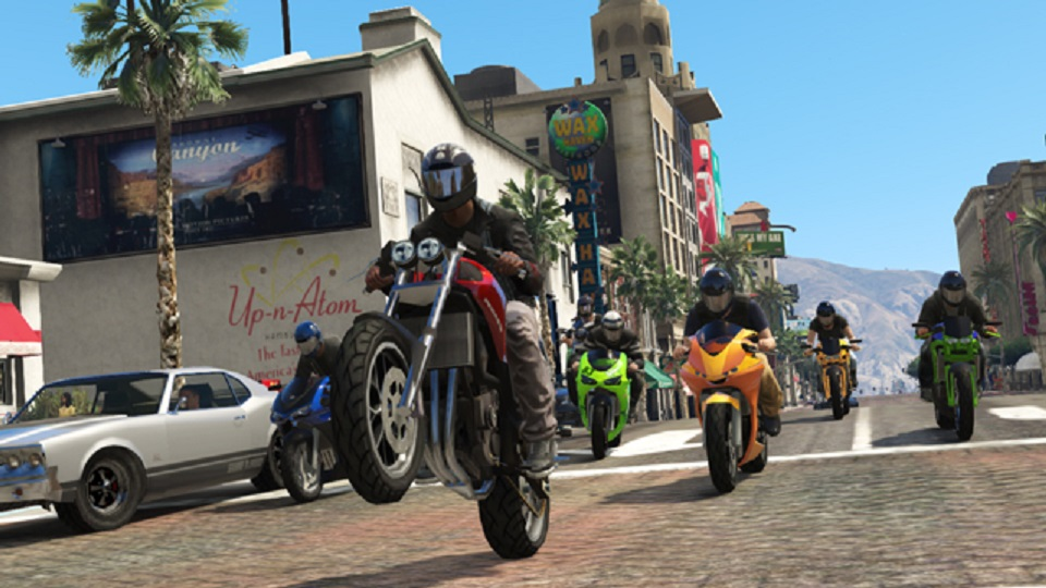 Fastest Motorcycles in GTA V Best Motorbike in GTA 5