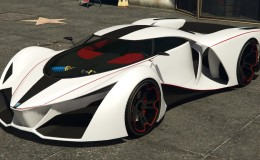 Grotti X80 Proto GTA Online Front View