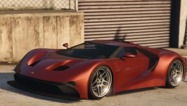 Vapid FMJ GTA Online Further Adventures in Finance and Felony Front Side View