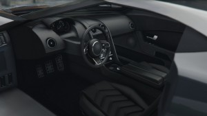 Vapid FMJ Interior GTA Online Supercar